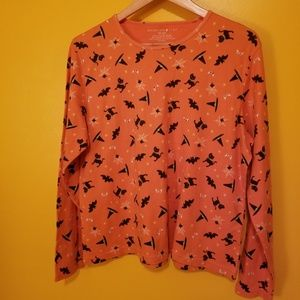 Halloween long sleeve tunic